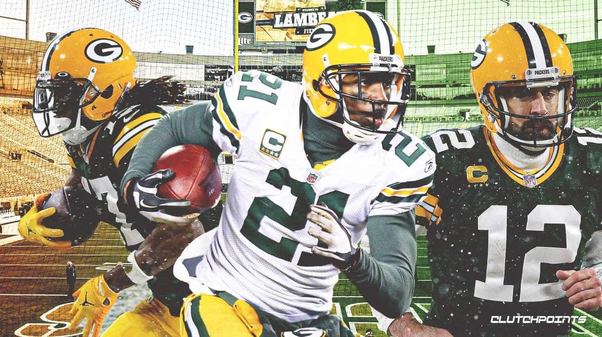 Davante adams, Packers, Aaron Rodgers