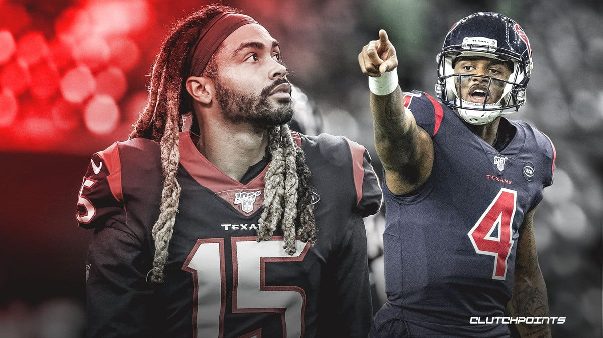 Deshaun Watson speaks out on Will Fuller's future with Texans after WR's suspension