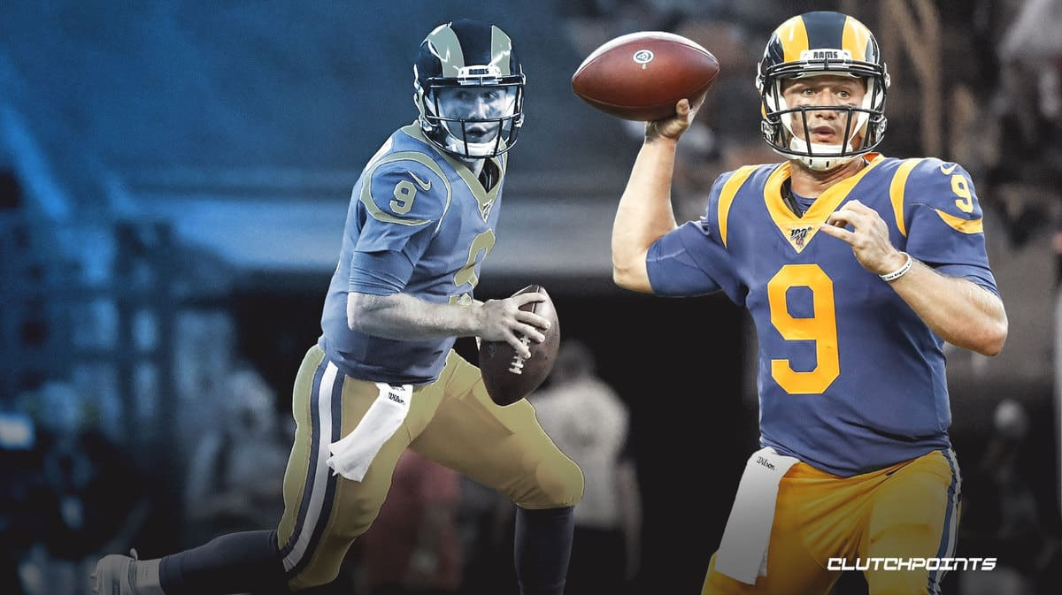 Rams News John Wolford To Start First Game In Week 17 Vs Cardinals