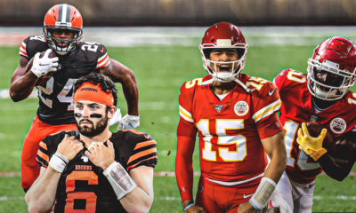 NFL Week 1 Predictions, Chiefs, Browns, Browns Chiefs Prediction
