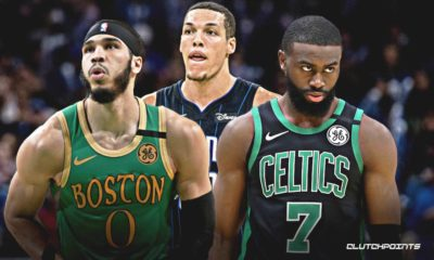 Celtics, Magic, Jayson Tatum, Jaylen Brown, Aaron Gordon
