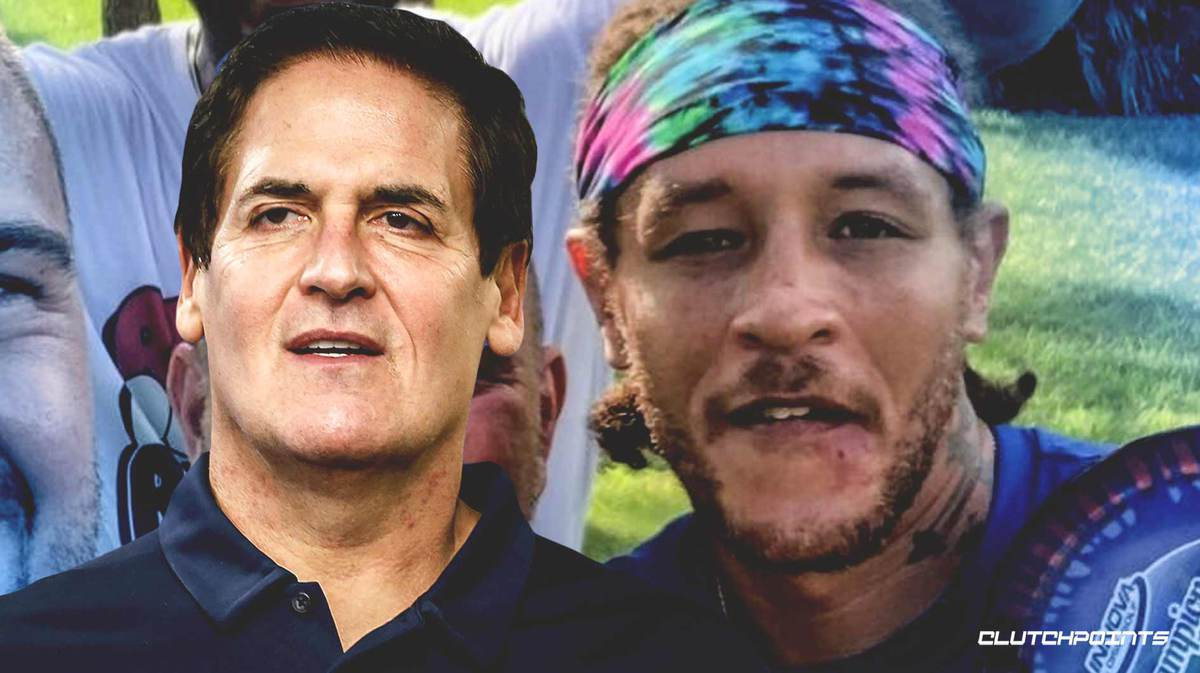 Delonte West working at rehab center where he received treatment