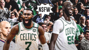 Celtics, Jaylen Brown, Tacko Fall