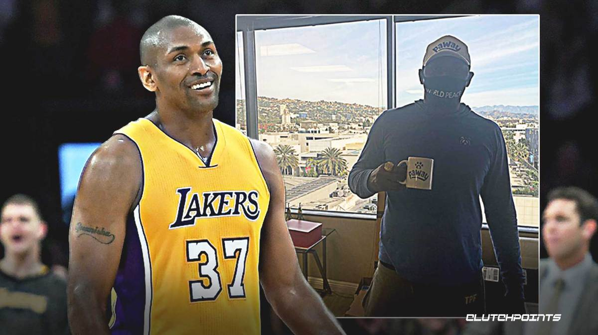 Lakers, Metta World Peace