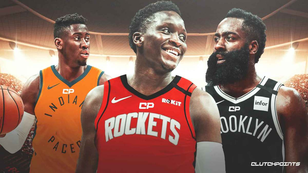 NBA news: Rockets get Victor Oladipo in blockbuster James Harden trade