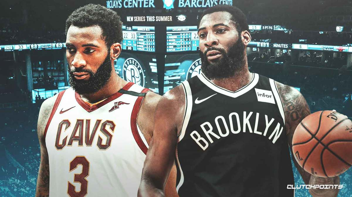 Nets, Cavs, Andre Drummond