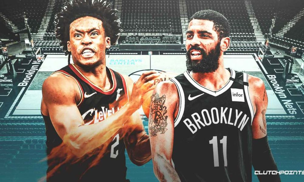The Reason Kyrie Irving Smiled During Collin Sexton's 42-Point Explosion Over Nets 😄