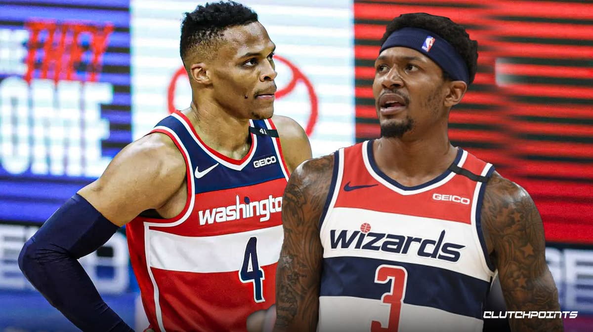 Russell Westbrook, Bradley Beal, Wizards trade