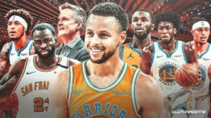 Stephen Curry Warriors