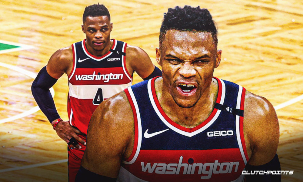 Russell Westbrook injury, Wizards