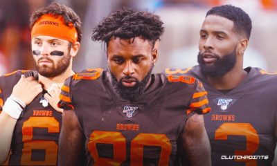 Browns, Jarvis Landry, Odell Beckham Jr., Baker Mayfield