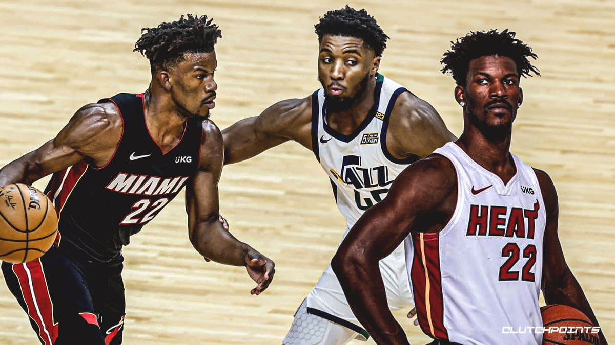 Heat, Jimmy Butler