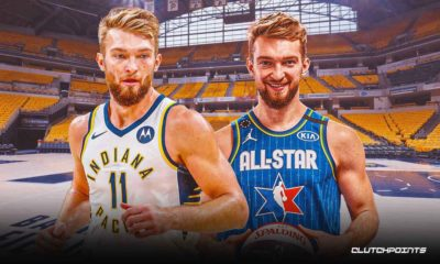 Domantas Sabonis, Pacers, All-Star Game