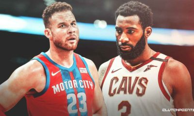 Blake Griffin, Pistons, Andre Drummond, Cavs