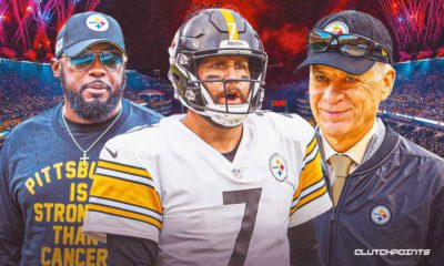 Steelers, Ben Roethlisberger
