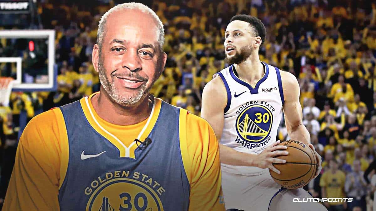 Warriors, Dell Curry, Stephen Curry