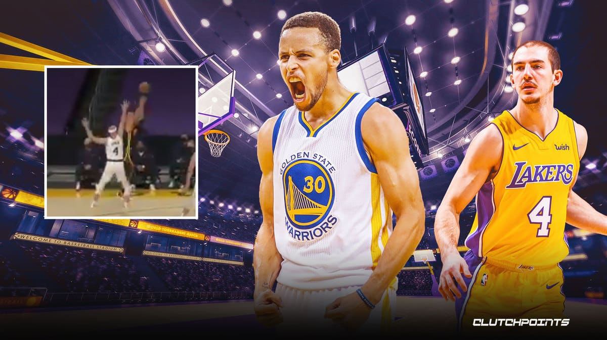 Warriors, Stephen Curry, Alex Caruso