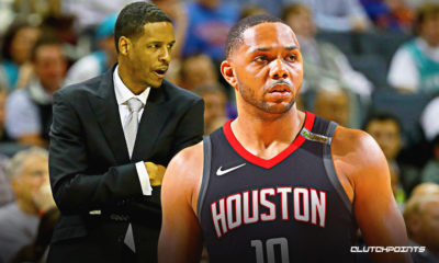 Eric Gordon, Rockets