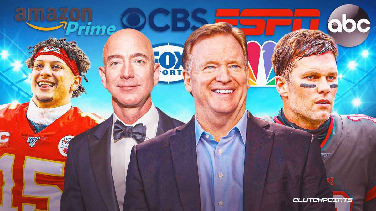 NFL announces $113 billion media rights deal featuring Amazon addition