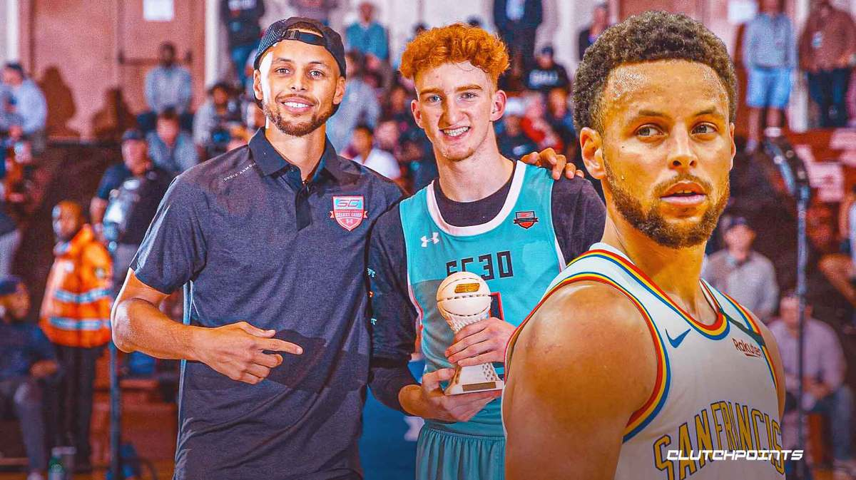 Years ago: Steph Curry met Nico Mannion. And what a story._thumbnail