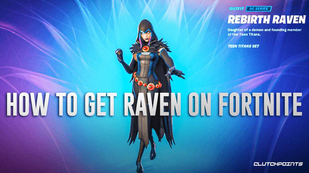 All Dc Series Skins Fortnite Fortnite Guides How To Get The Raven Skin In Fortnite