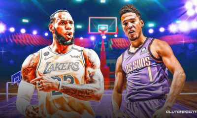 Suns Lakers prediction odds pick