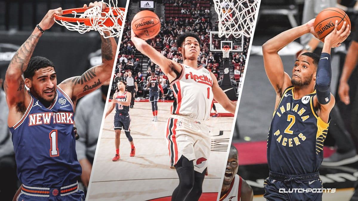 slam dunk contest, obi toppin, anfernee simons, cassius stanley