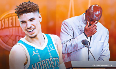 LaMelo Ball, Hornets, Michael Jordan, Hall of Fame