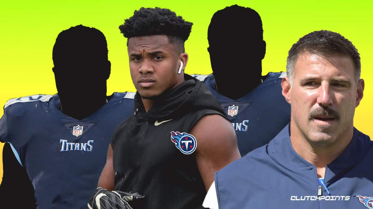 Titans, Rondale Moore, Jayson Oweh, Christian Darrisaw, 2021 NFL Draft