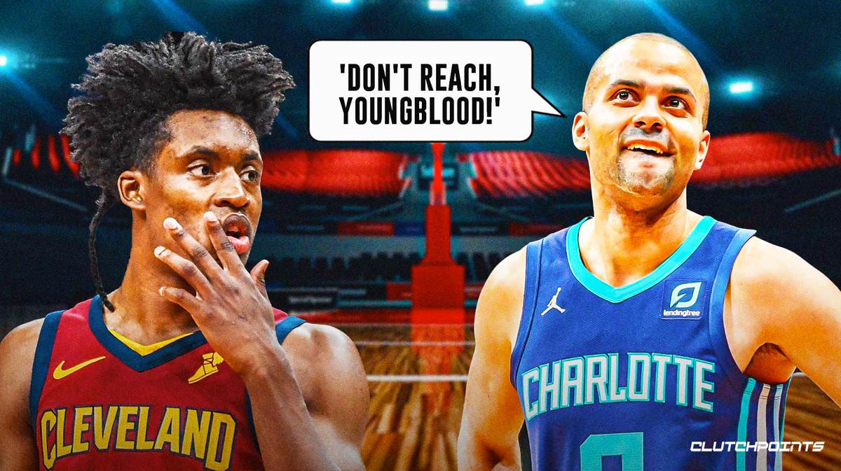 Collin Sexton recalls 36-year-old Tony Parker absolutely schooling him as a rookie_thumbnail