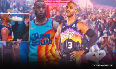 Chris Paul, Suns, Jazz