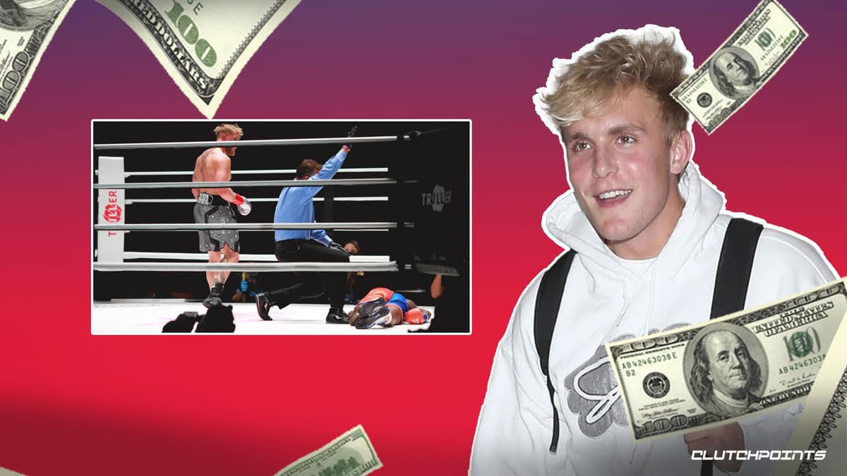 Jake Paul knockout vs. Nate Robinson being sold as NFT with bonkers price tag_thumbnail