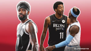 Nets, Kyrie Irving
