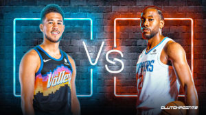 Suns , Clippers, betting, odds, prediction, picks