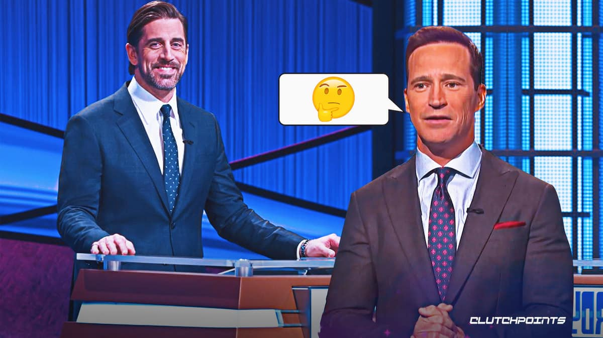Packers, Aaron Rodgers, Jeopardy, Mike Richards