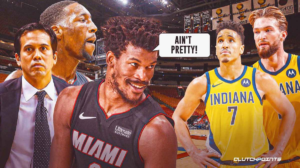 Jimmy Butler Heat Pacers