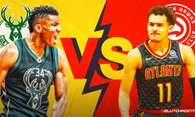 Bucks Hawks prediction odds pick