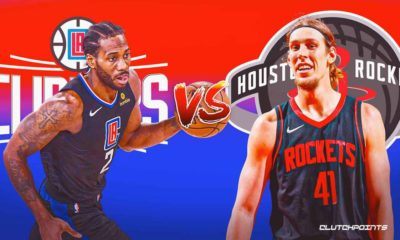 Clippers Rockets prediction odds pick