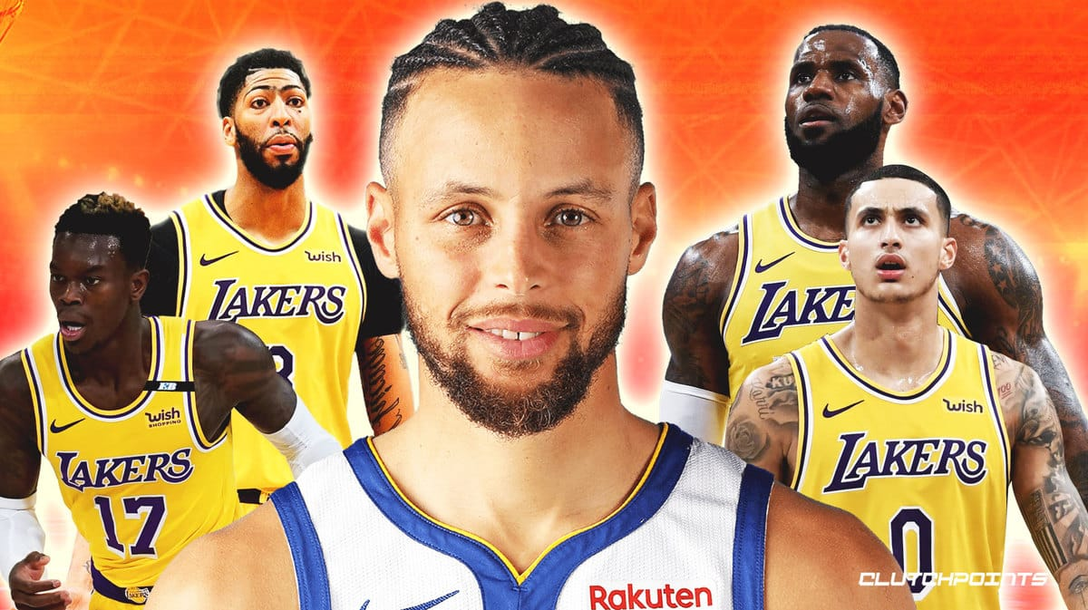 Lakers-Warriors, NBA Play-In Game