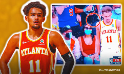 Trae Young, MSG, Hawks