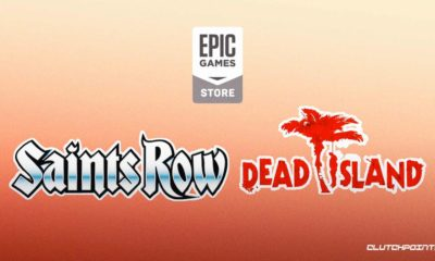 Epic Games Store, Dead Island 2, Saints Row 5, gaming
