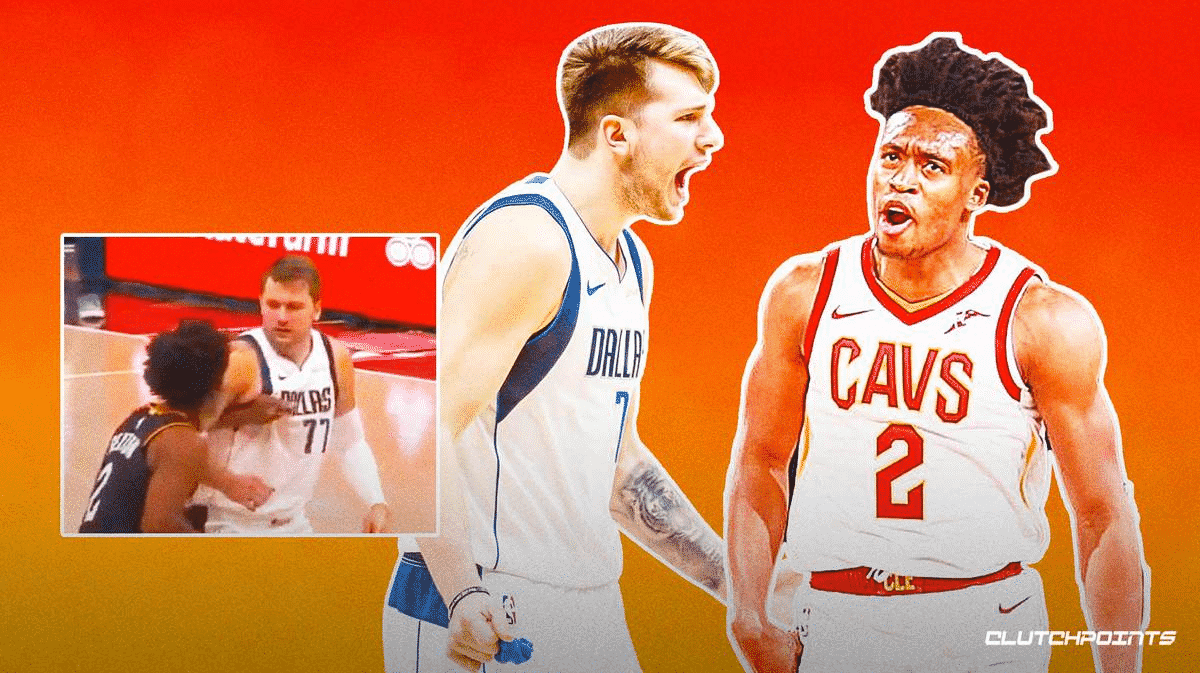 Luka Doncic's brutally honest take on groin shot to Collin Sexton that led to ejection_thumbnail