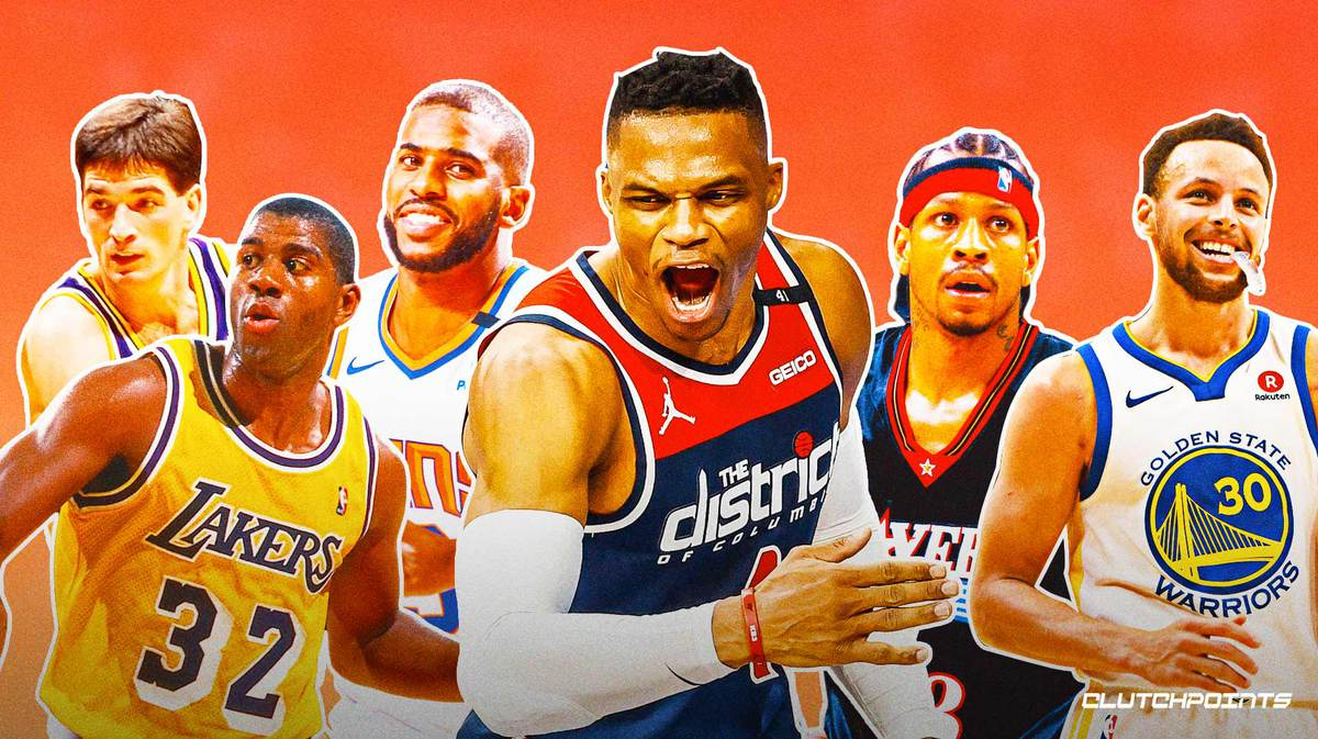 Is Russell Westbrook A Top-5 Point Guard In NBA History?_thumbnail