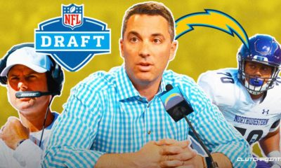 Chargers, NFL draft