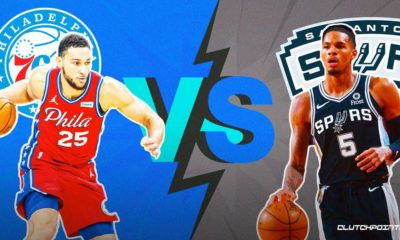 NBA, odds, Spurs, 76ers, prediction, pick, betting