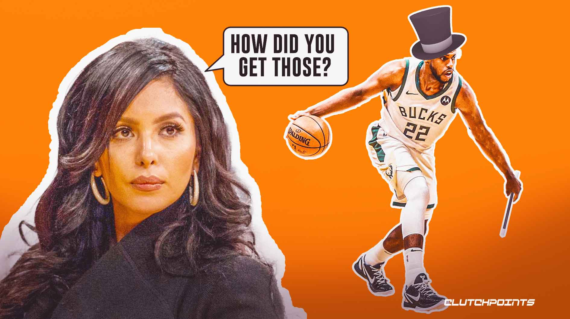 Khris Middleton wore Mambacita shoes Vanessa Bryant claims never should have been made_thumbnail