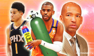 Chris Paul, Suns, Clippers, Monty Williams