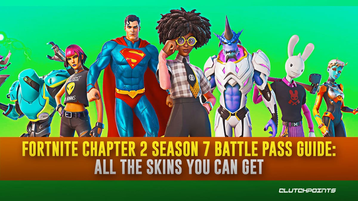 Fortnite Chapter 2 Season 7 Battle Pass Guide: All the Skins You Can Get_thumbnail