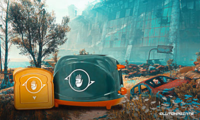 How to buy the Destiny Toaster with Destiny 2 toast emblem by Bungie