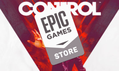 Control Epic Games Store Free Game June 11-17